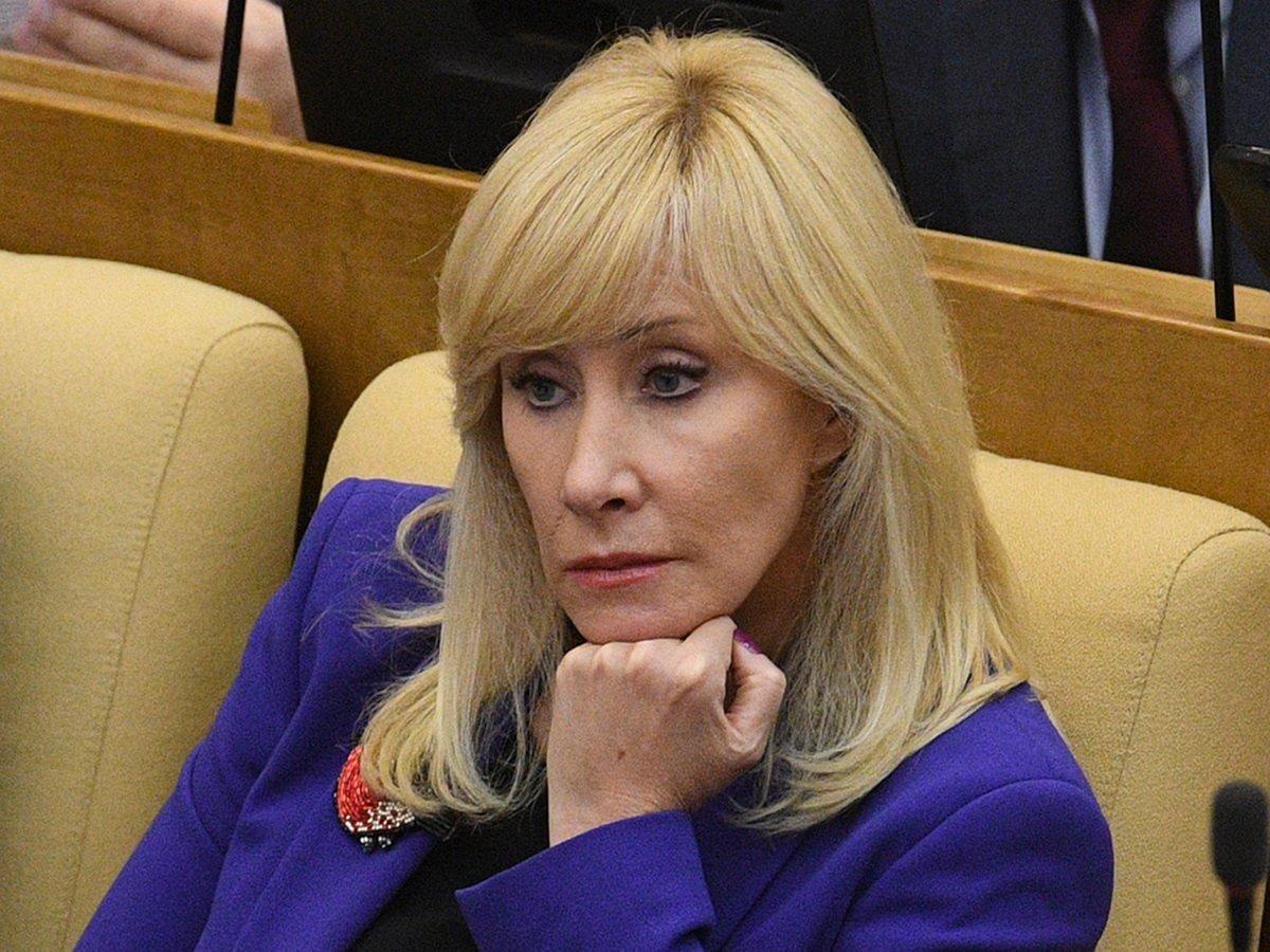 Оксана Пушкина лечится от коронавируса