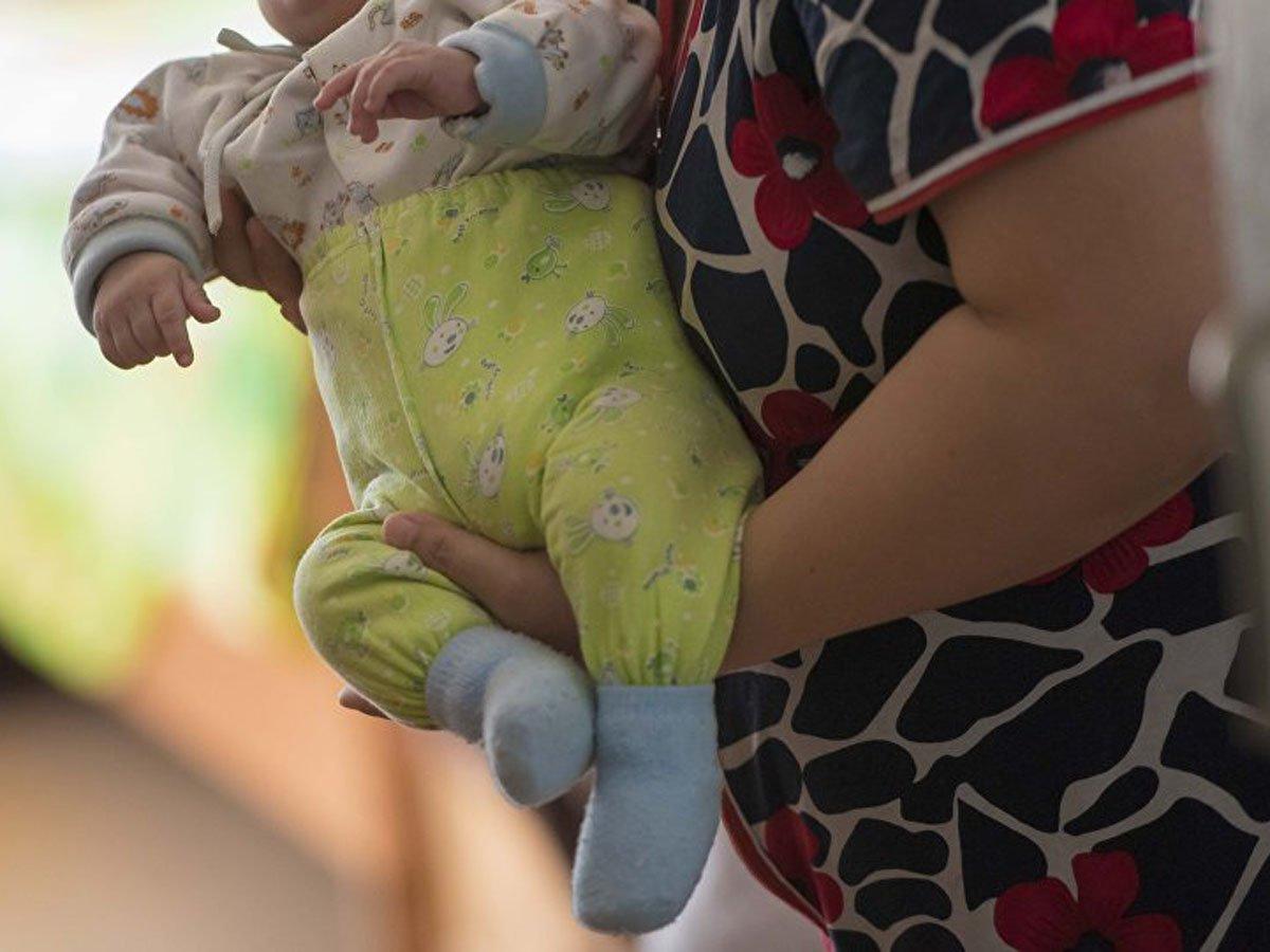 На Авито в Питере торговали ребенком