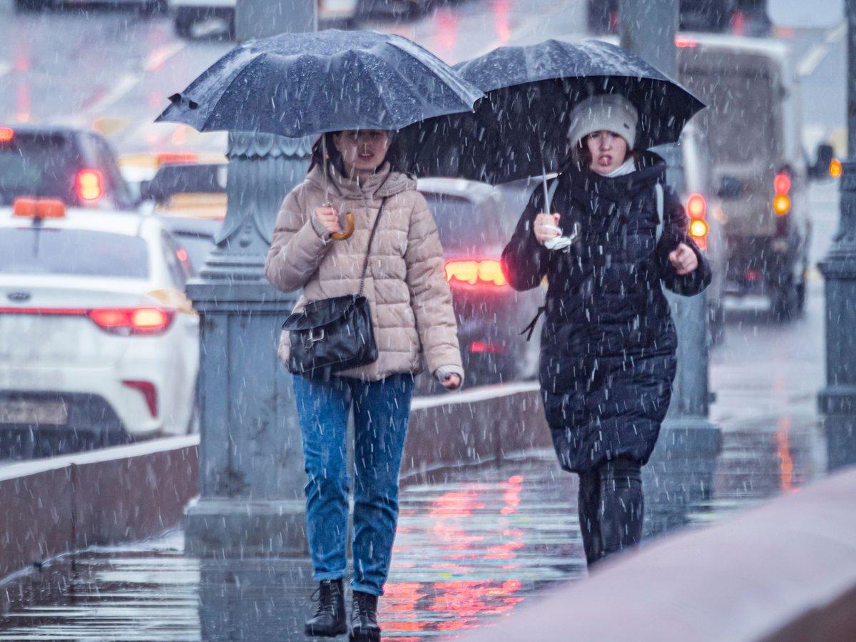 Москву ожидает аномальный холод