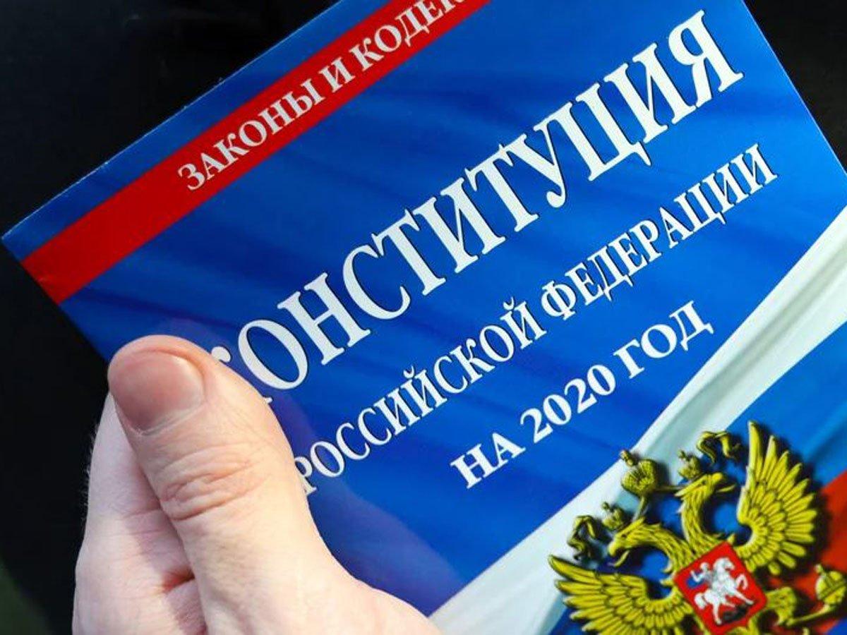 Песков ответил Жириновскому на предложение отменить голосование по поправкам в Конституцию