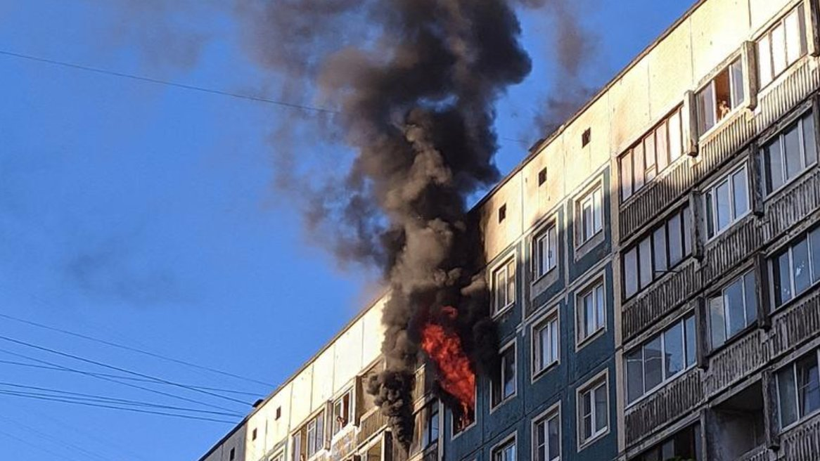 Рэпер Купер погиб при пожаре