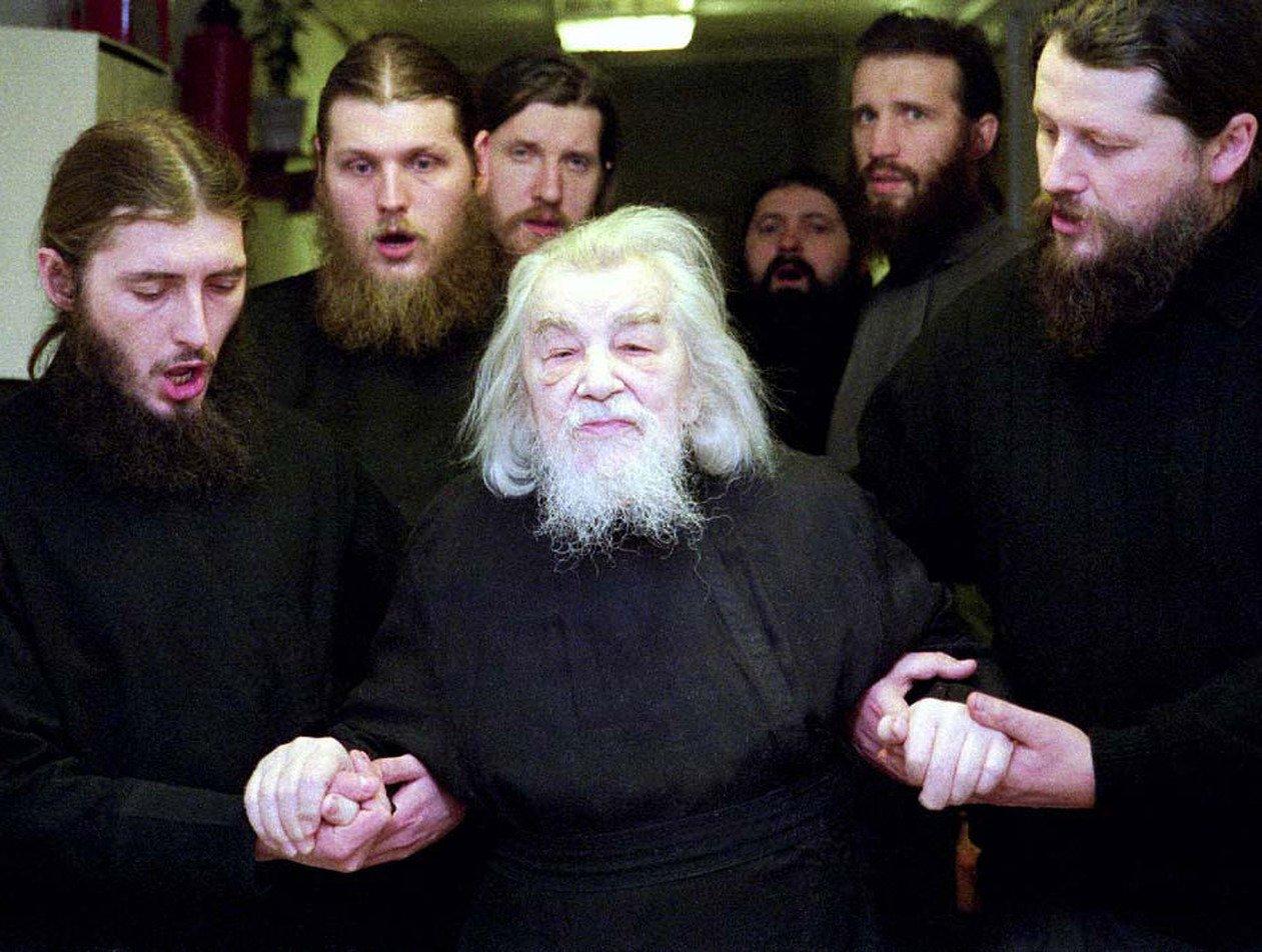 пророчество старца о COVID-19