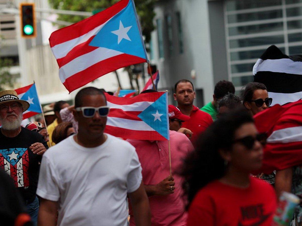 Пуэрто-Рико в состав США