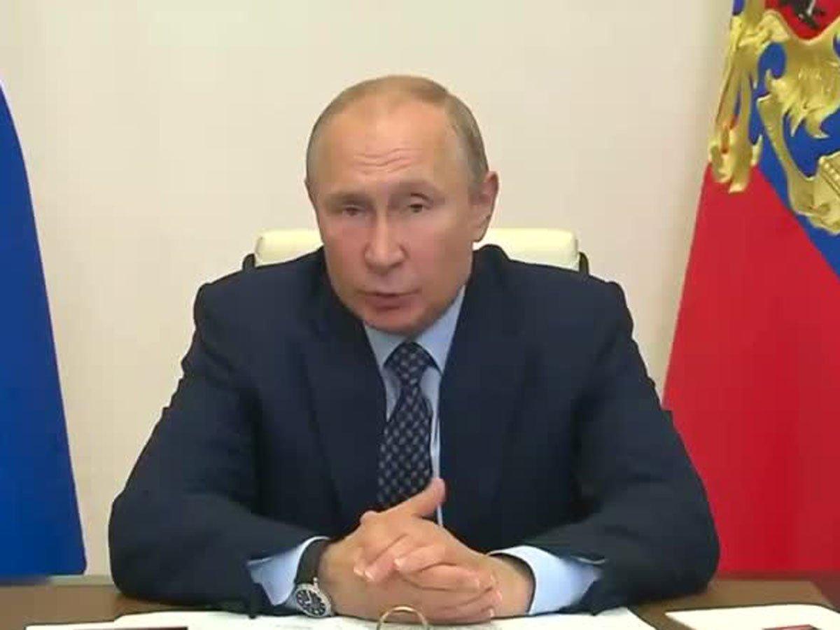 Путин заявил о стабилизации с COVID-19 и рассказал о своем здоровье