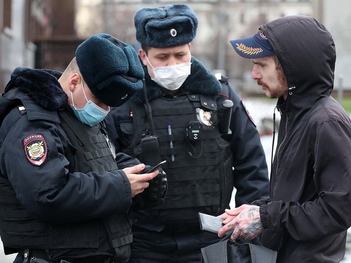 Москвичи пожаловались на штрафы на штрафы