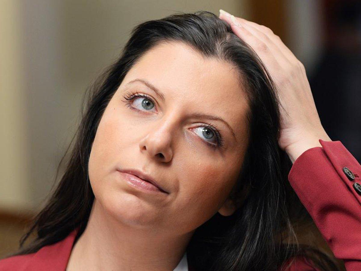 Маргарита Симоньян пророчит гражданскую войну