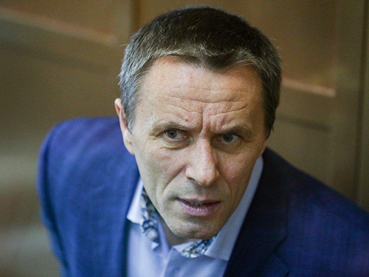 Бывший следователь СКР Александр Ламонов заразился коронавирусом