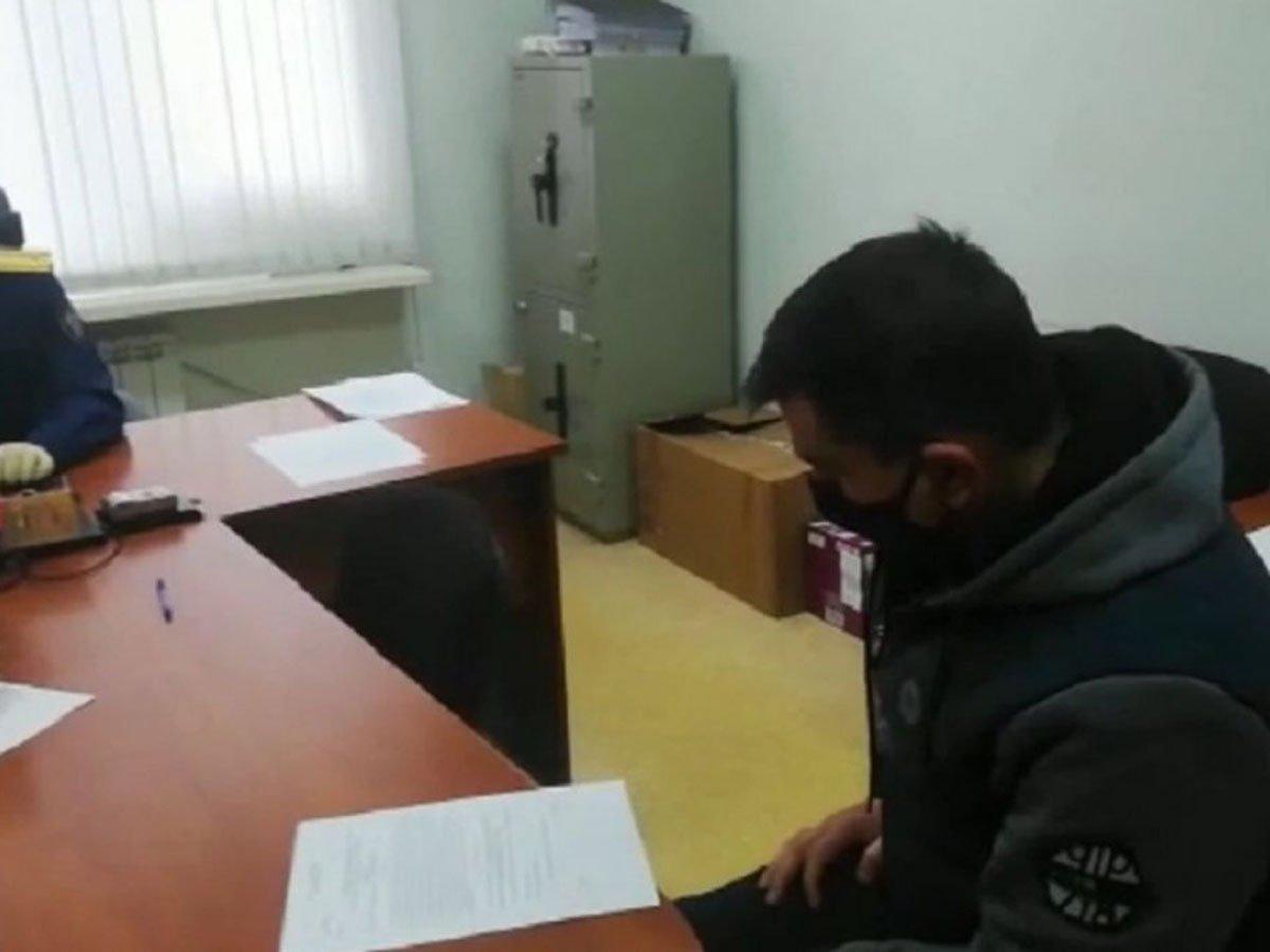 Появилось видео допроса убийства школьницы в Пензе