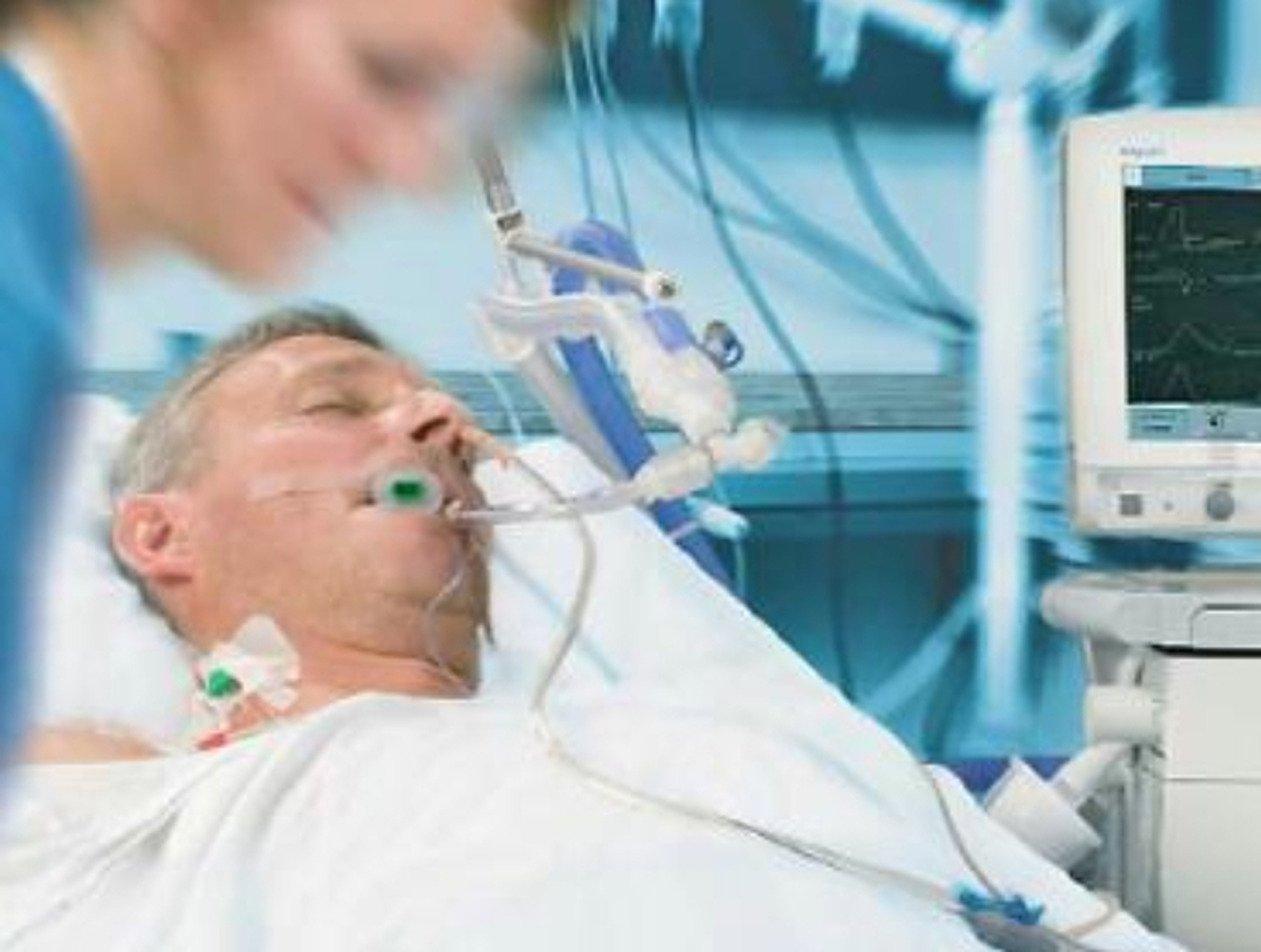Врачи показали легкие пациентов, заболевших коронавирусом