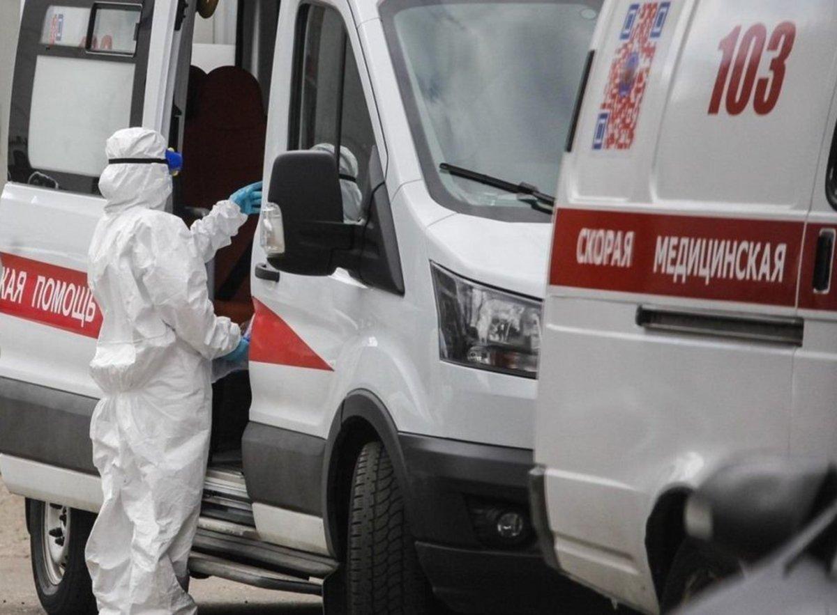 Коронавирус в России, статистика на сегодня