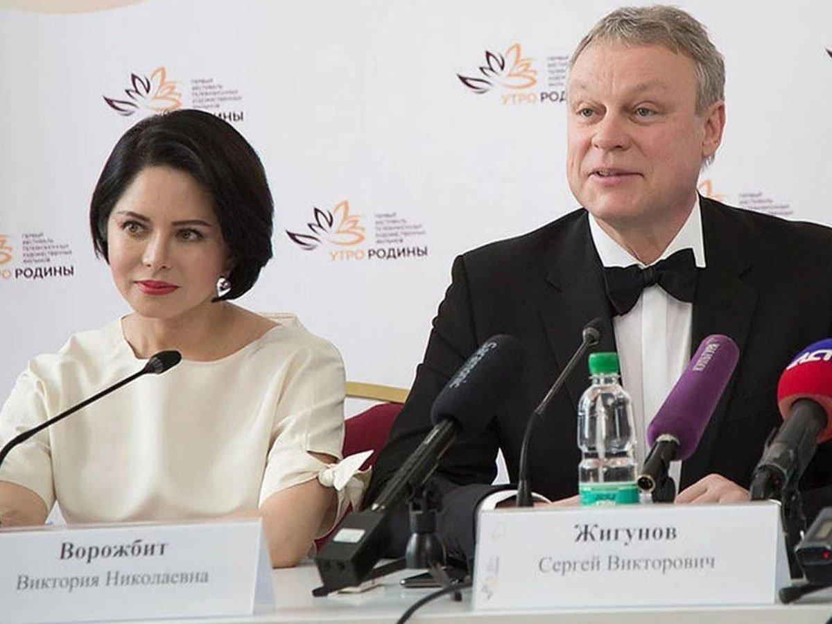 Новая любовница Жигунова похожа на Заворотнюк лицом и долгами