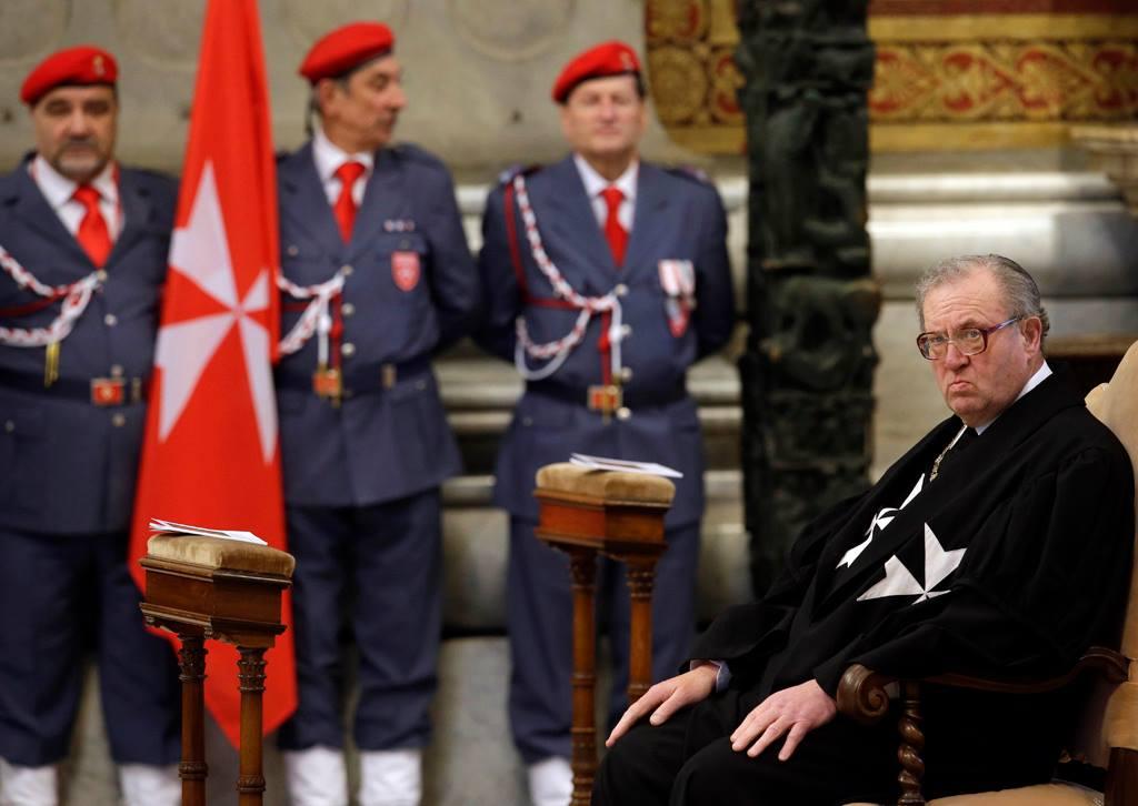 Мальтийский орден и Ватикан — самые маленькие государства мира