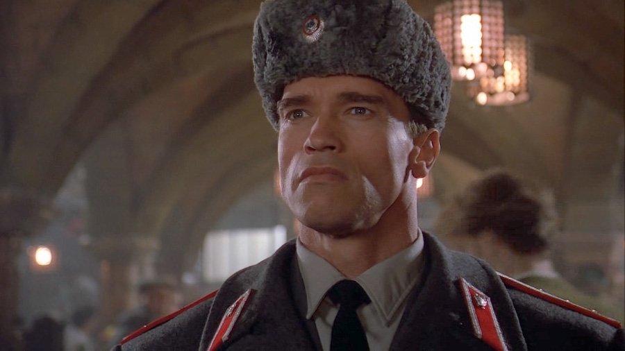 """""""Красная жара"""" и другие самые известные голливудские фильмы о русских"""
