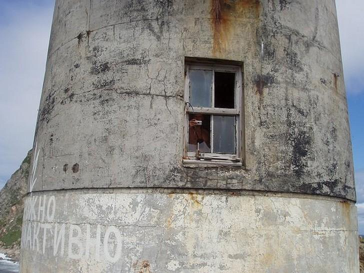 Самые известные заброшенные места в России