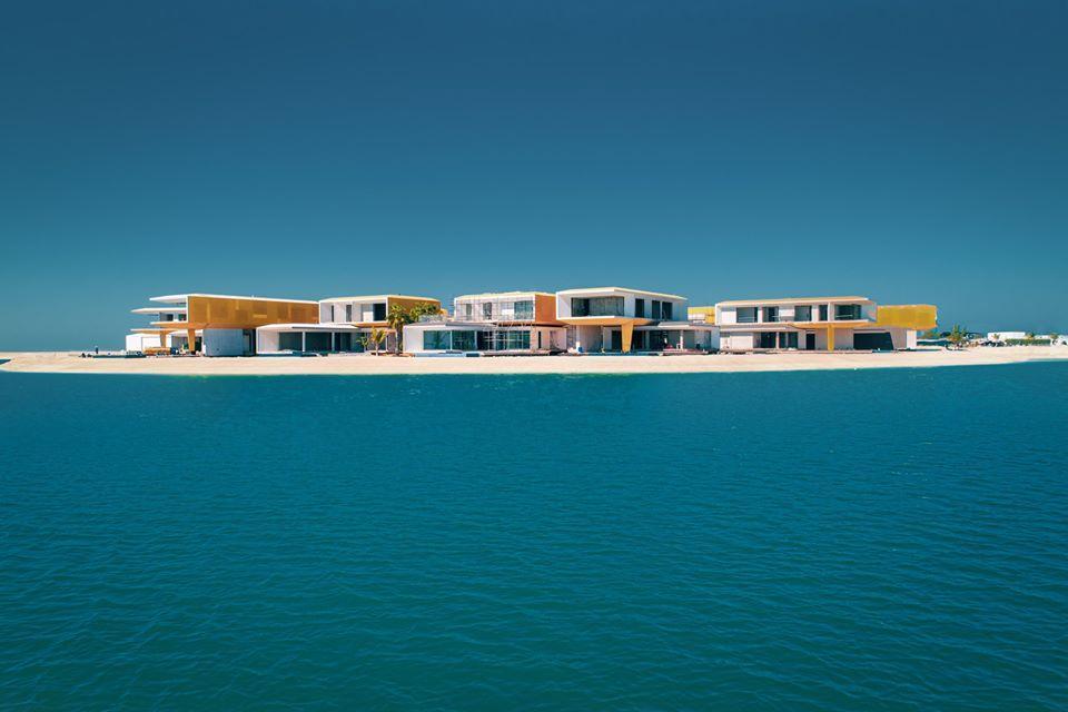 В Дубае строят миниатюрную Европу на шести островах за $5 млрд