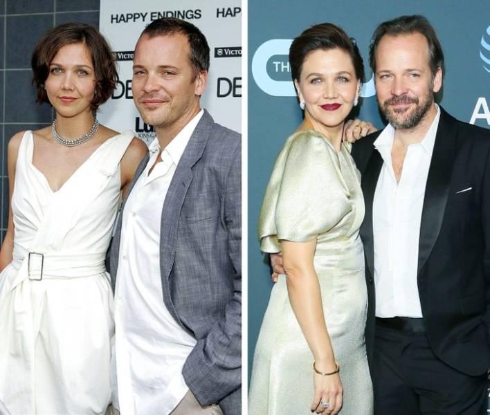 Знаменитые пары, которые вместе уже долгие годы