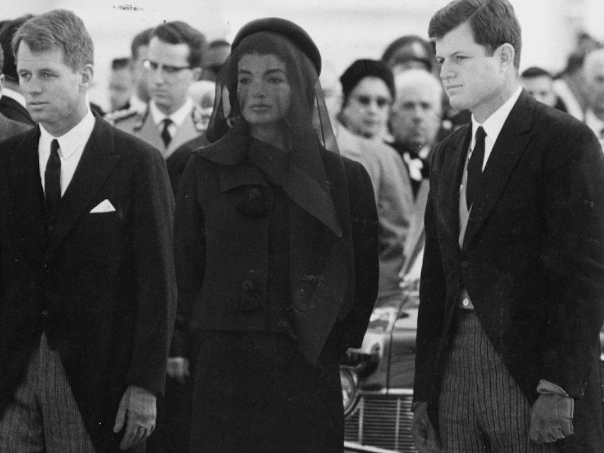 """Королева Америки"": 10 фактов о Жаклин Кеннеди"