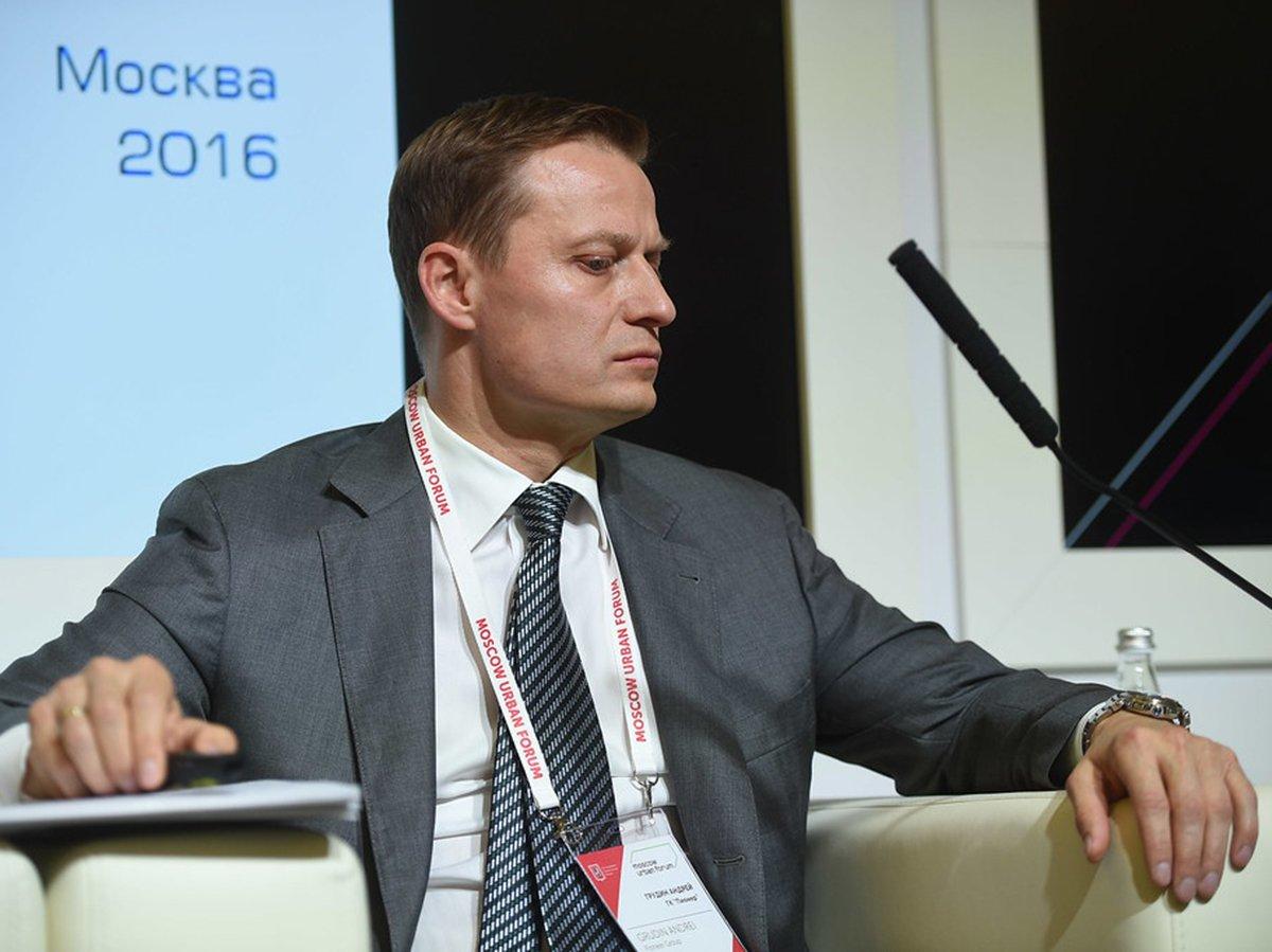 Глава строительной фирмы Пионер Андрей Грудин покончил с собой