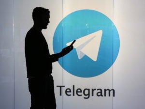 База данных Telegram