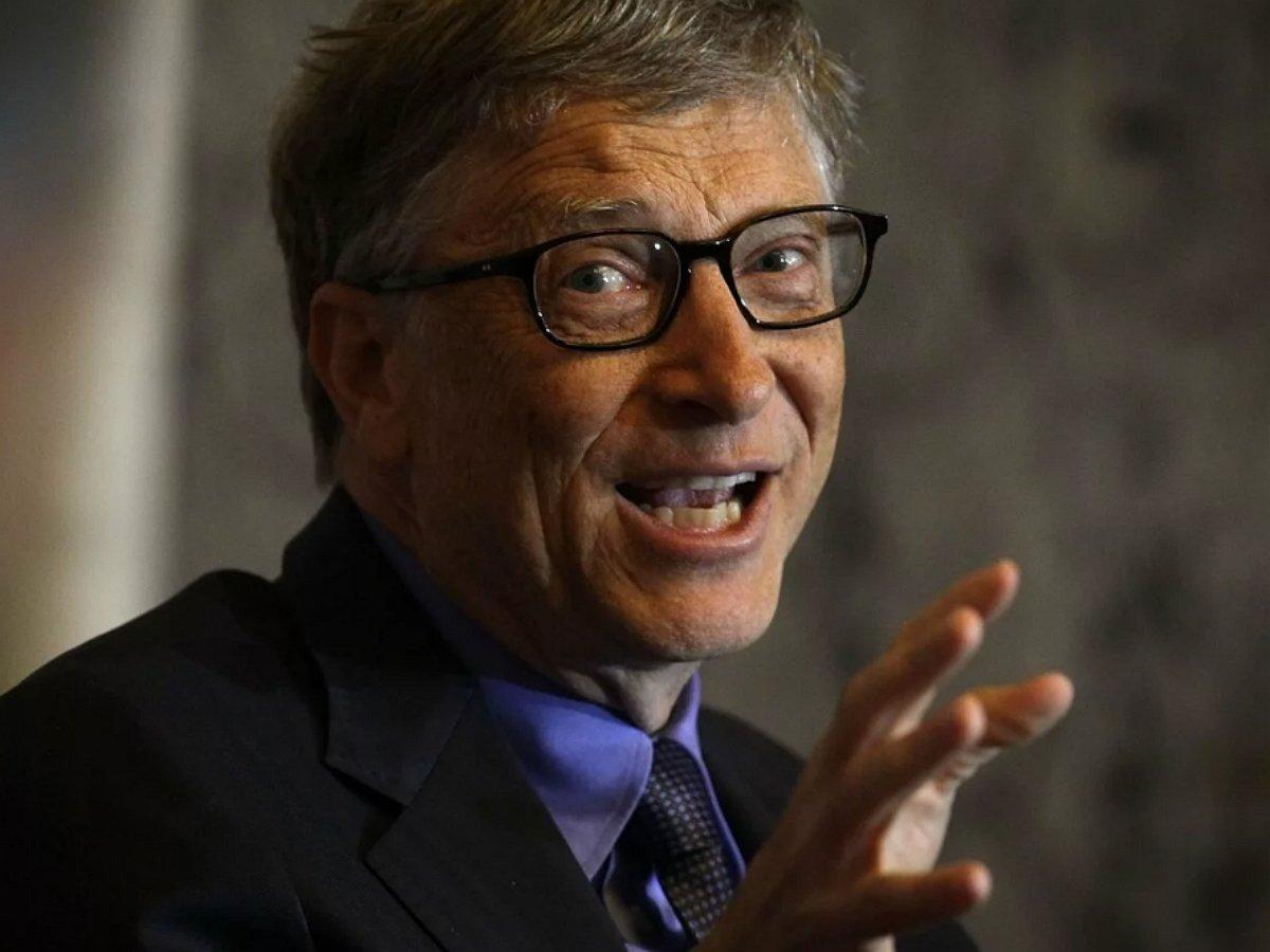 Билл Гейтс ответил на слухи о чипировании