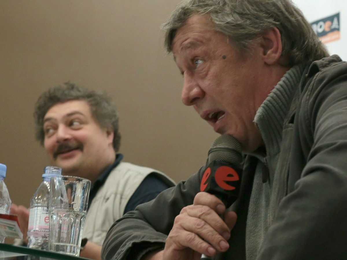 Быков и Орлуша рассказали о работе с Ефремовым