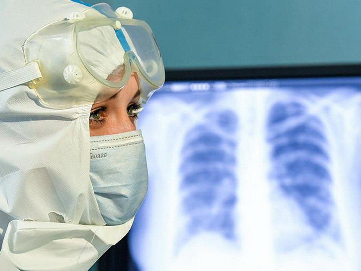 От коронавируса погибло почти 500 медиков