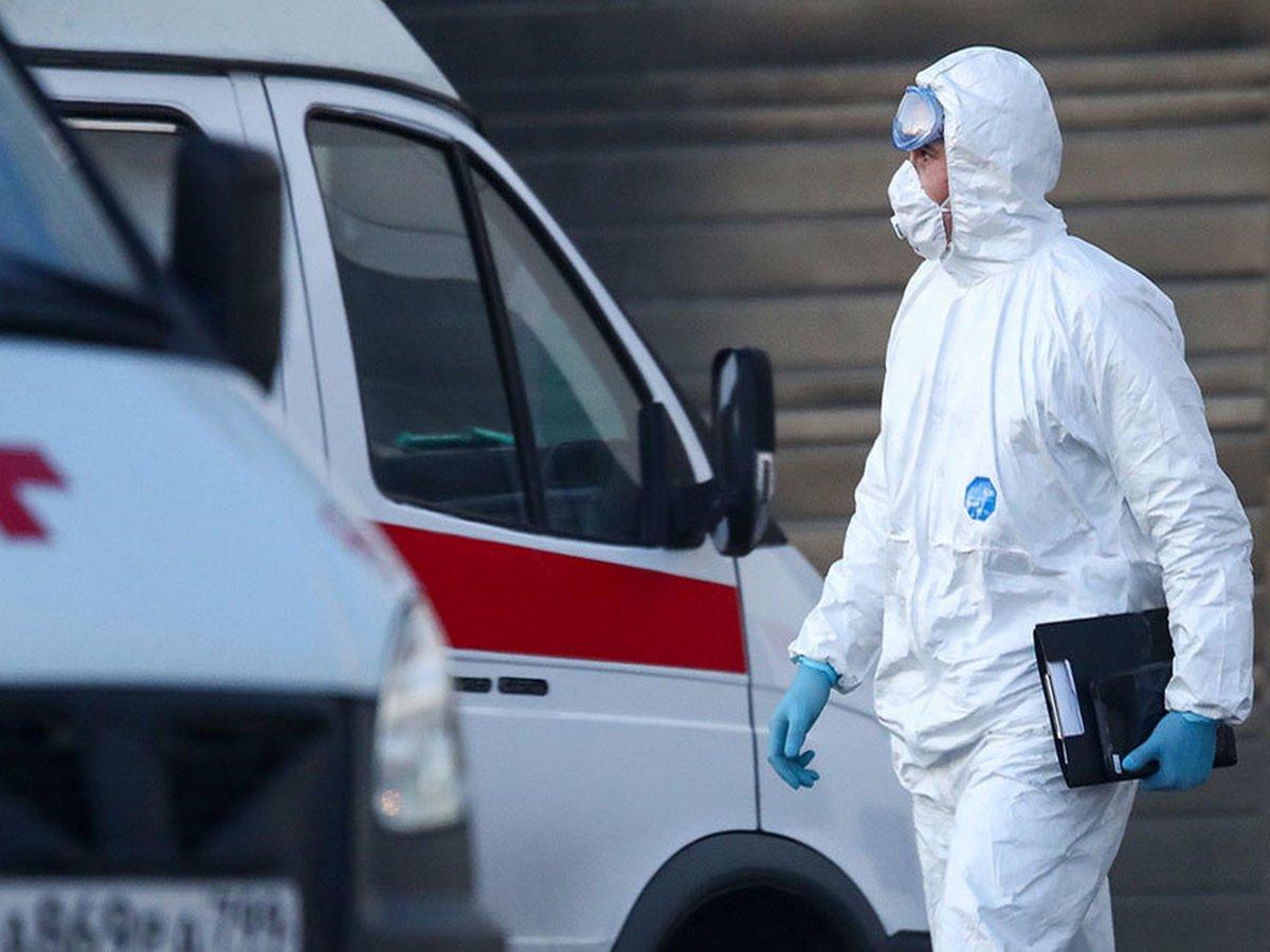 Коронавирус обнаружен менее чем у 7 тысяч россиян