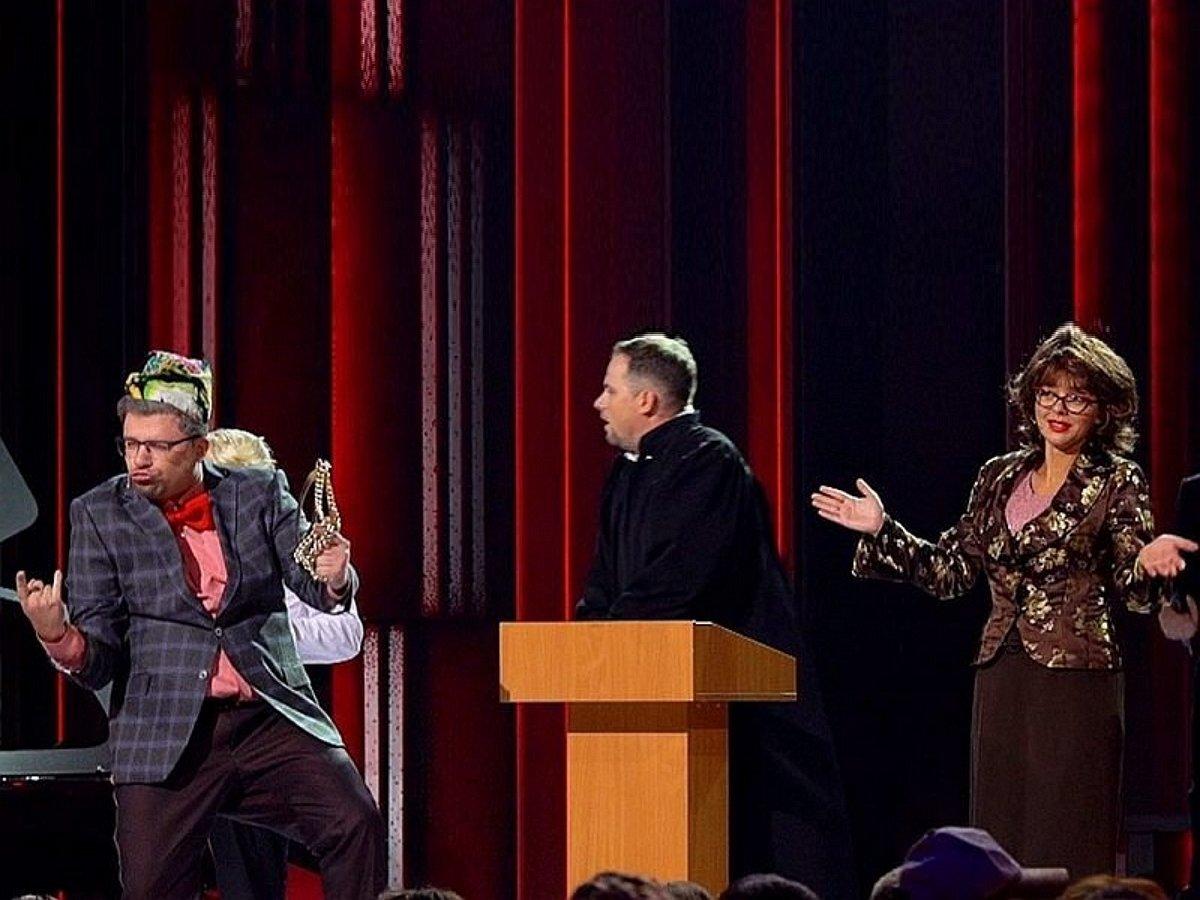 Comedy Club: тема развод Петросяна и Степаненко