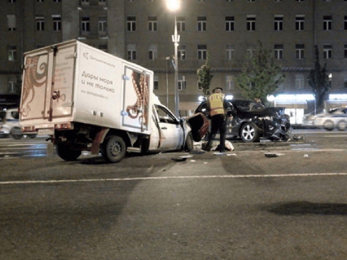 Кто был в машине с Ефремовым в момент аварии