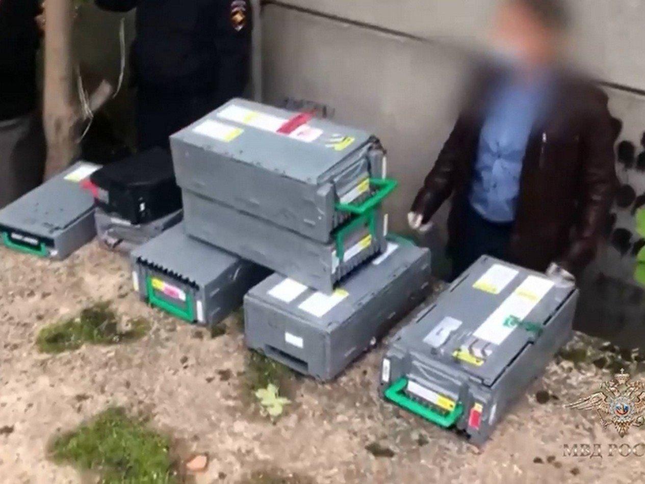 Найдены 2 млн рублей, похищенные у инкассаторов в Красноярске
