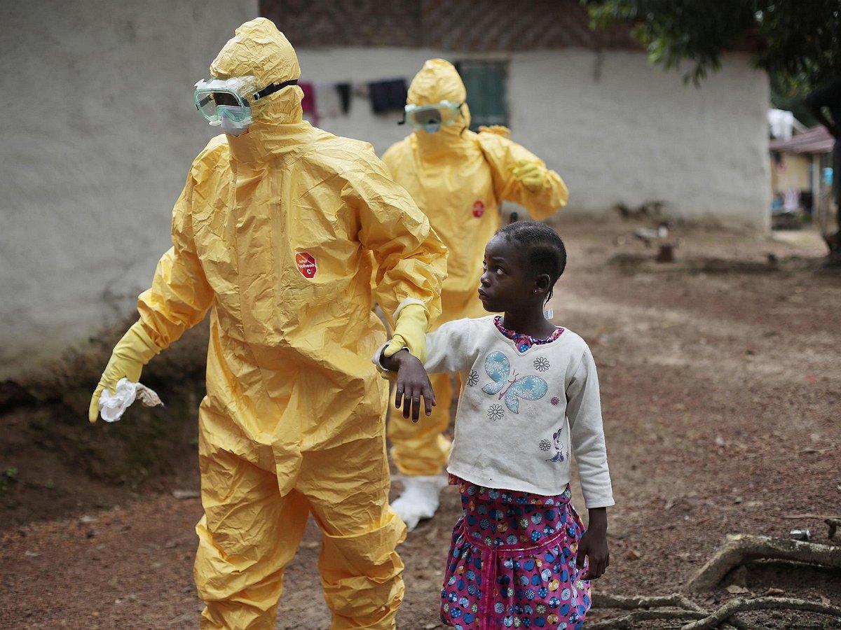 Новая вспывшка Эболы