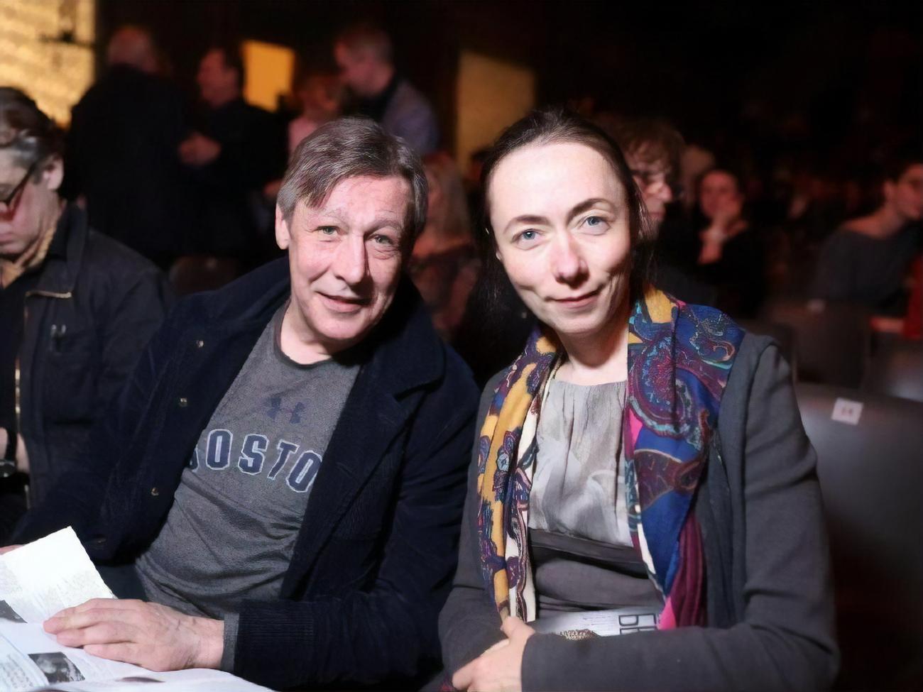 Жена Ефремова рассказала о жизни с актером