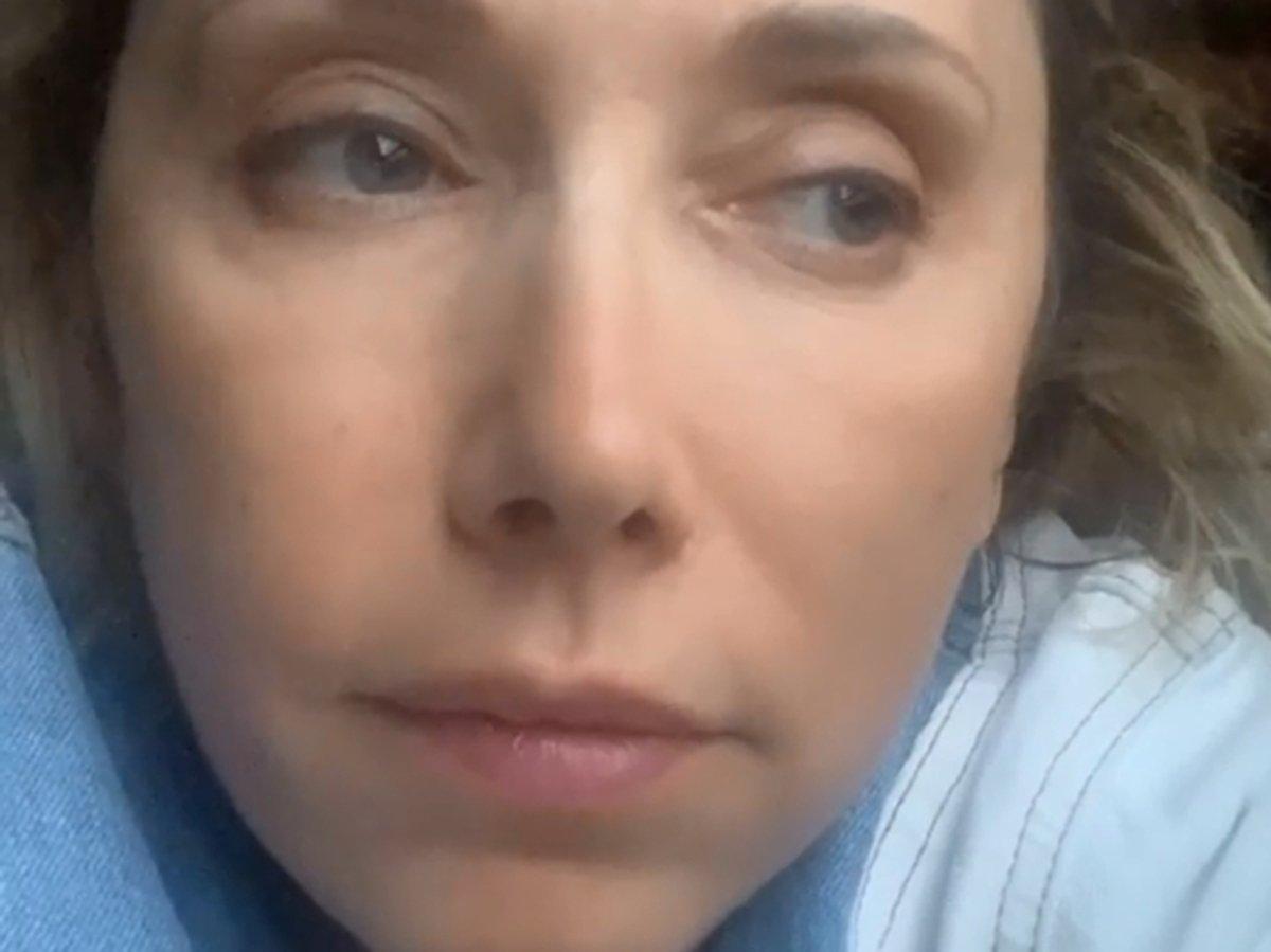 Елена Воробей заболела коронавирусом и три дня скрывала диагноз