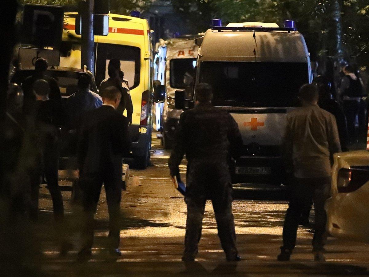 В Москве скончался бывший чиновник, открывший стрельбу по прохожим