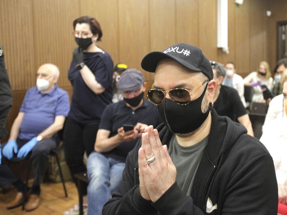 Суд приговорил Кирилла Серебренникова к условному сроку
