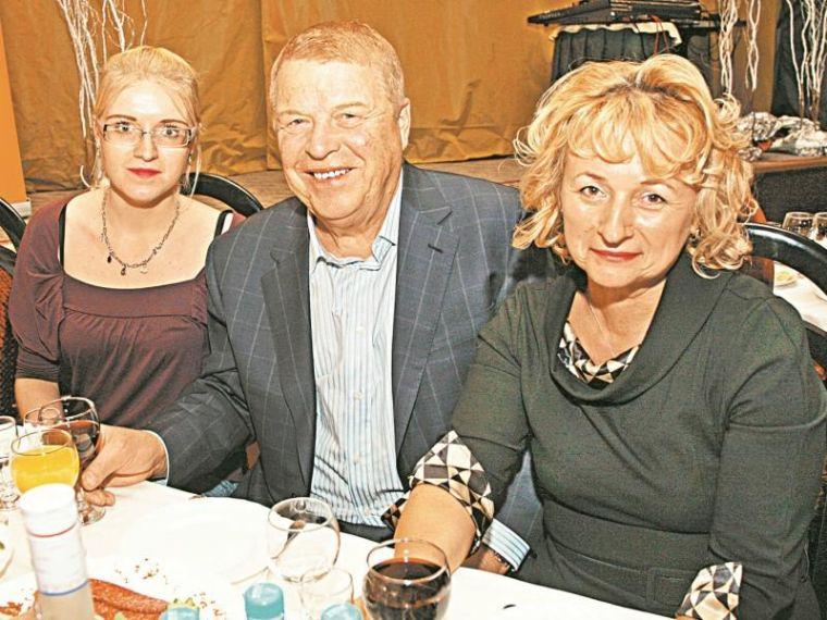 Михаил и Наталья Кокшеновы