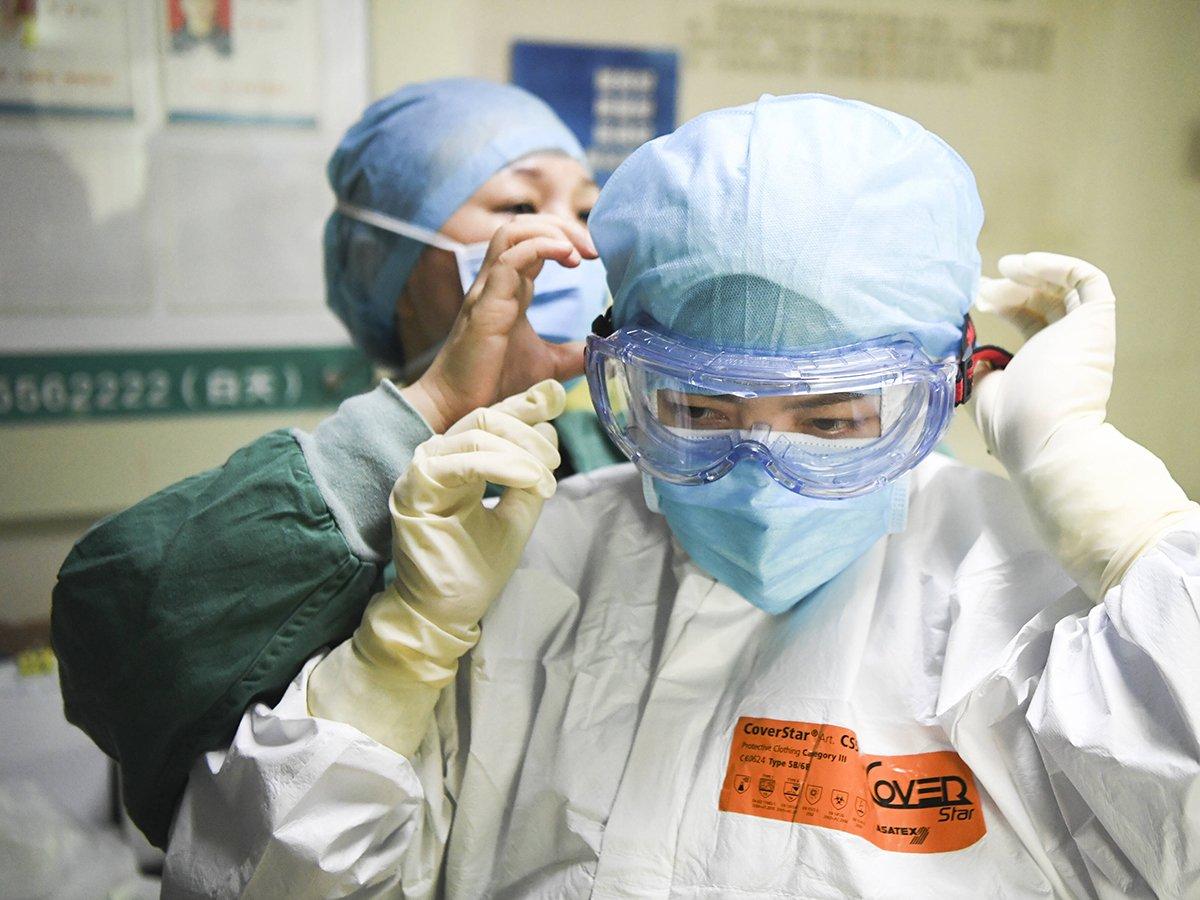 Новая вспышка коронавируса в Пекине