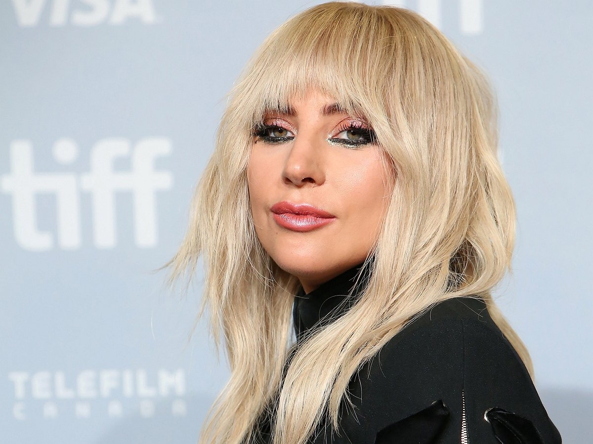 Леди Гага растолстела