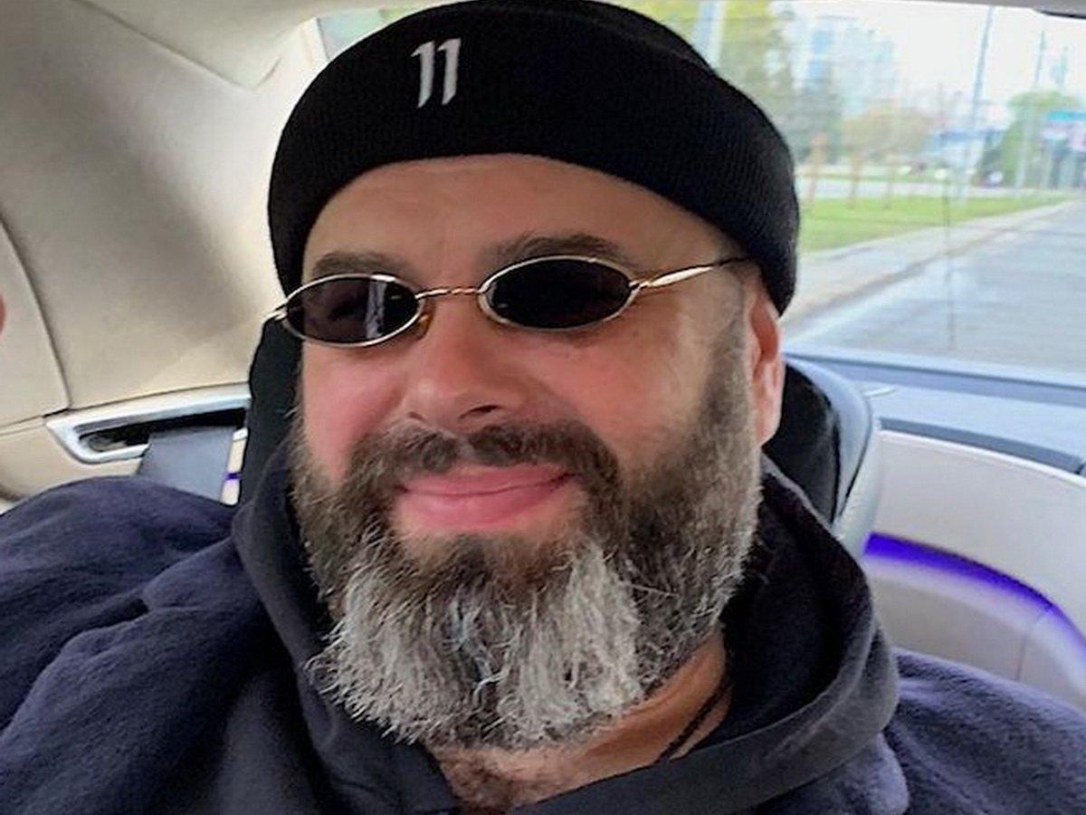 Максим Фадеев похудел на 100 кг