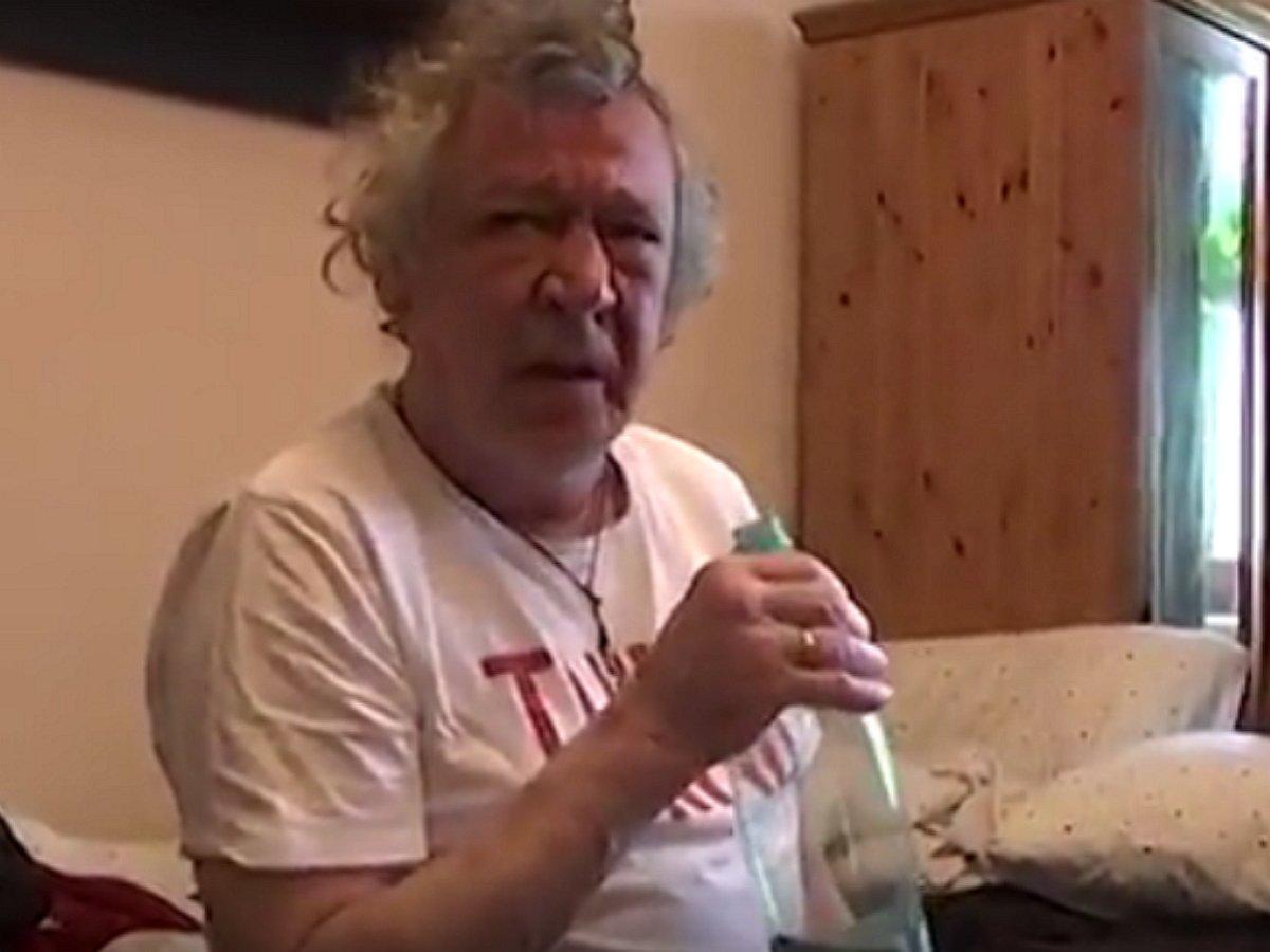 Допрос Ефремова попал на видео