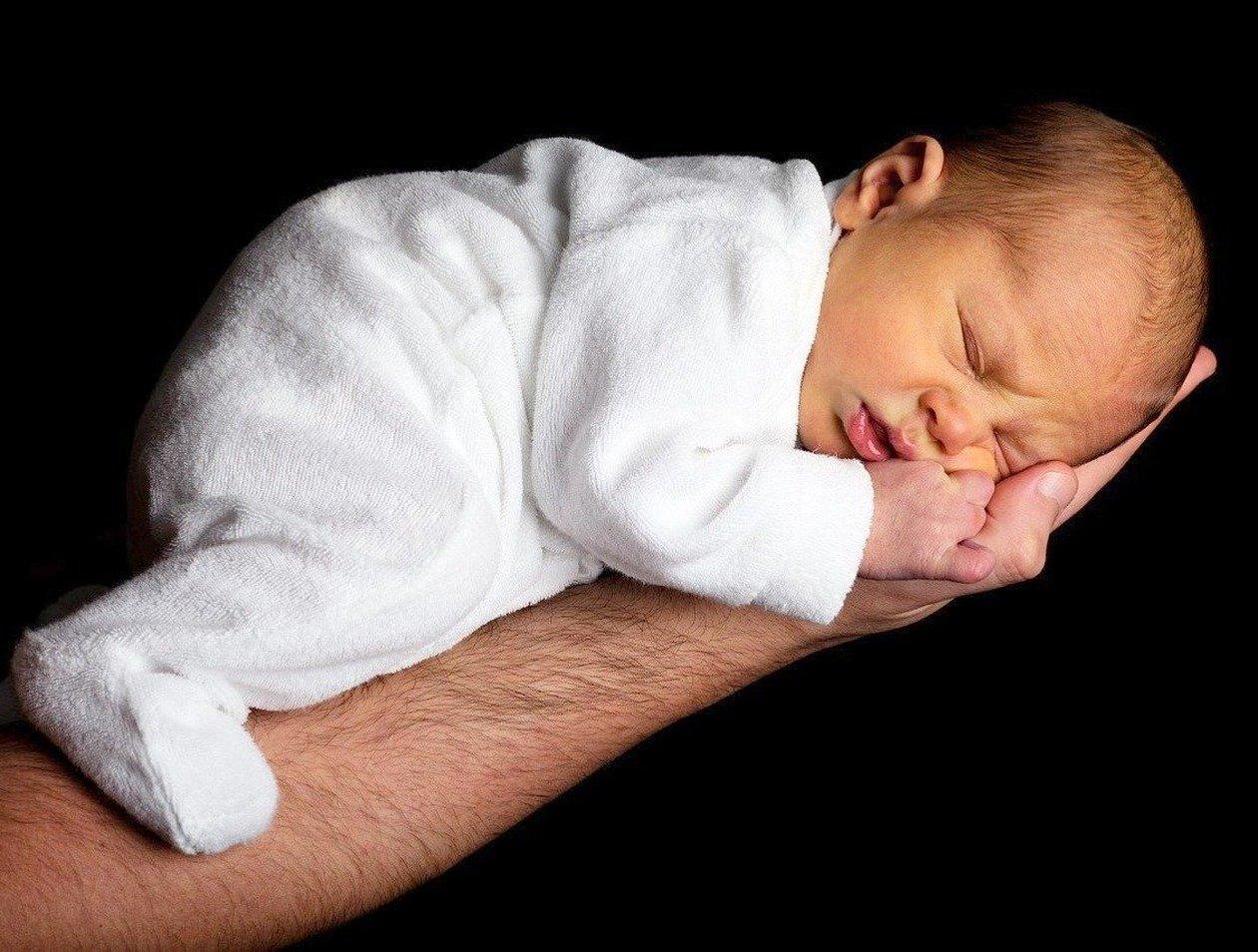 В России родился первый ребенок с COVID-19
