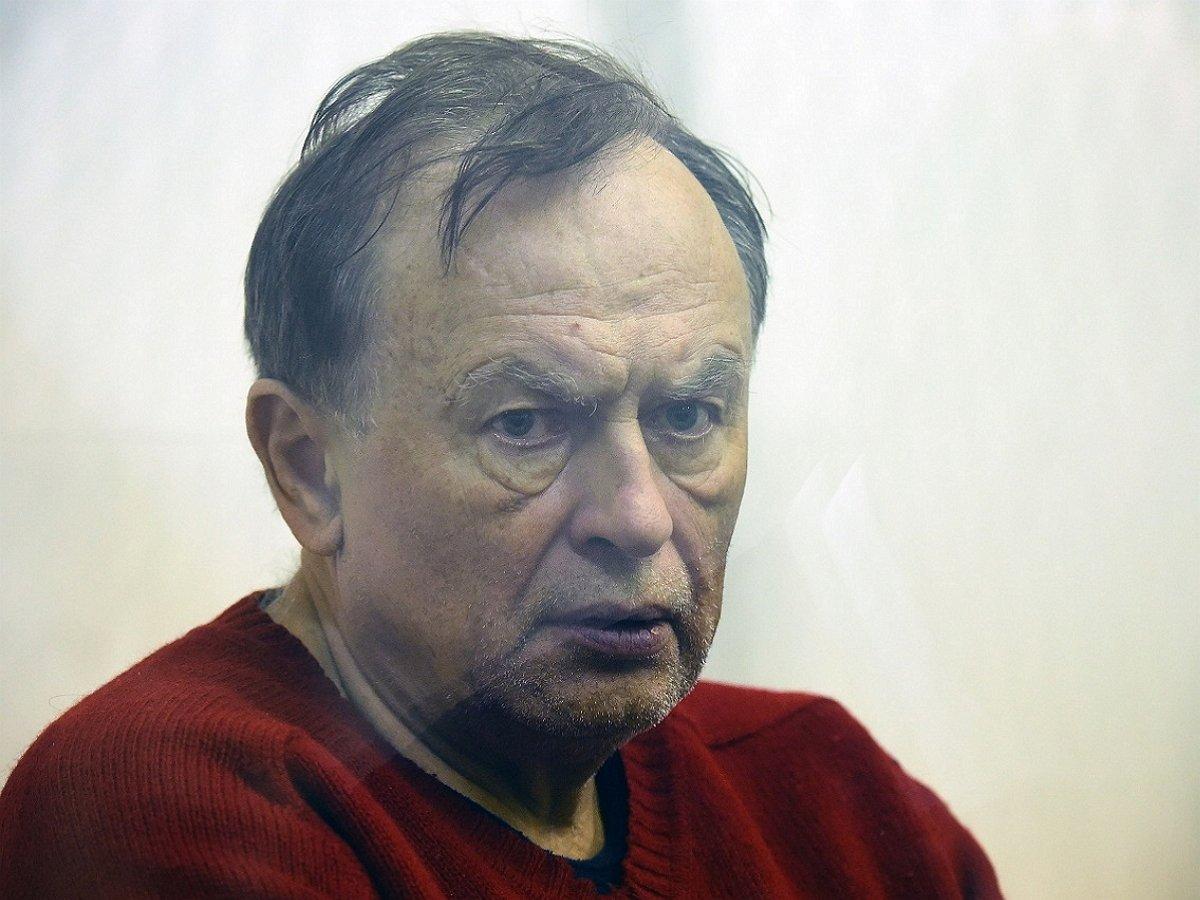Историк-расчленитель Соколов закатил вечеринку после убийства Ещенко