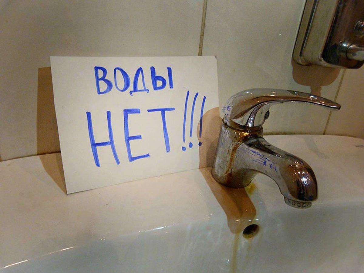 В Кабардино-Балкарии пожаловались на отсутствие воды