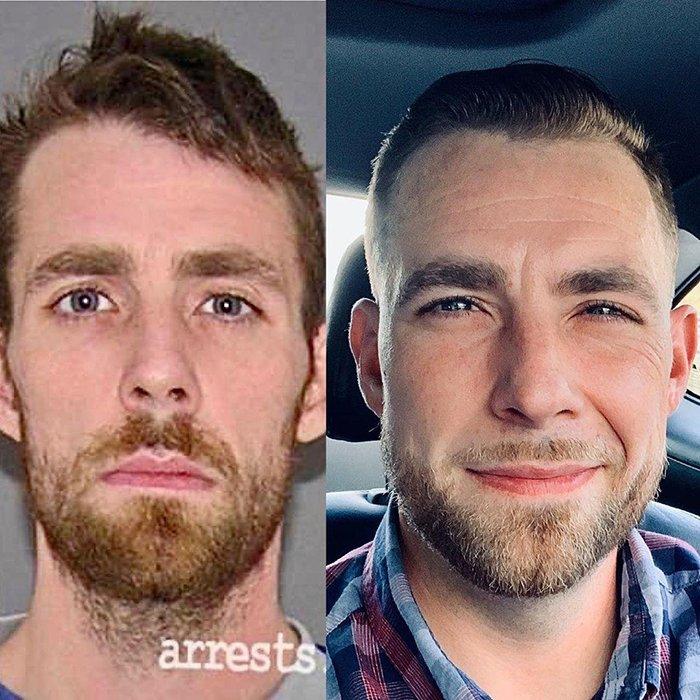 Парень отказался от наркотиков