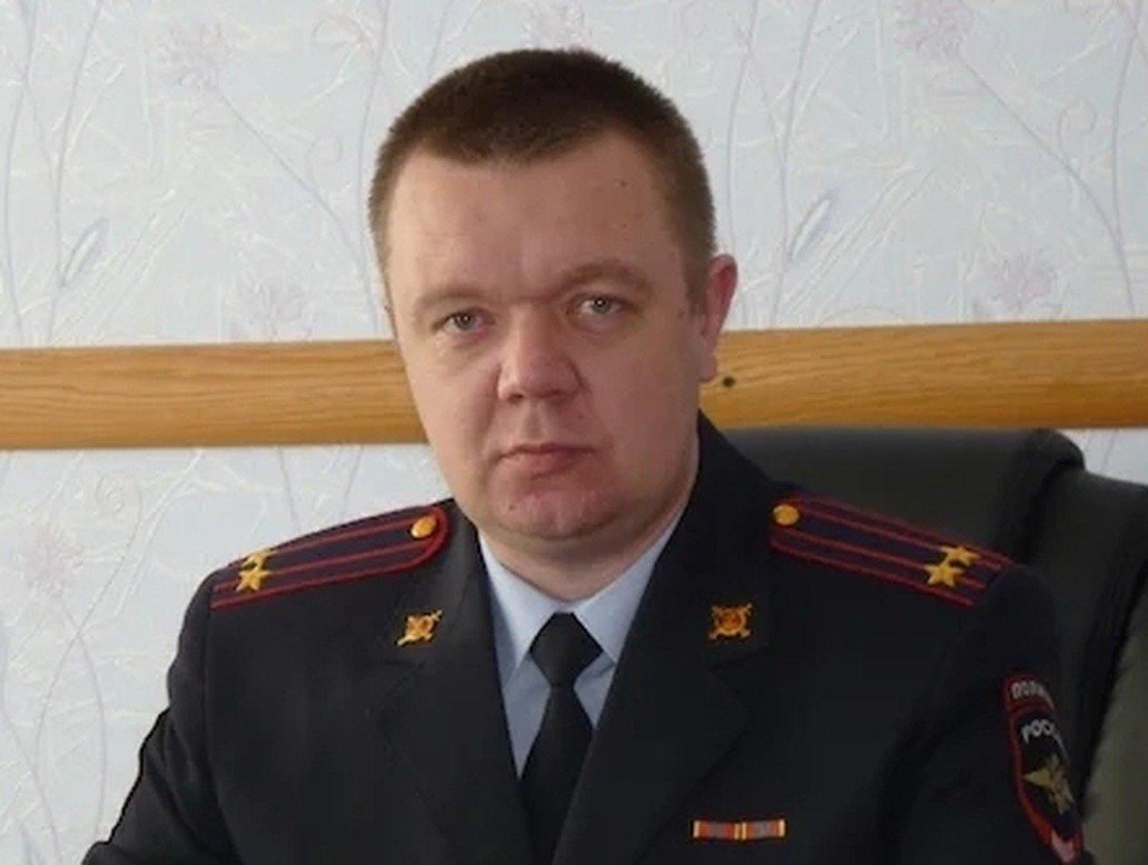 Главу отдела полиции в Курской области задержали за измену Родине