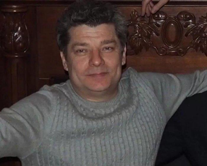 Погибший в ДТП с Ефремовым Сергей Захаров
