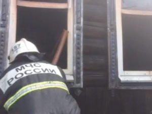 Бабушка и трое малолетних внуков сгорели в доме в Нижегородской области