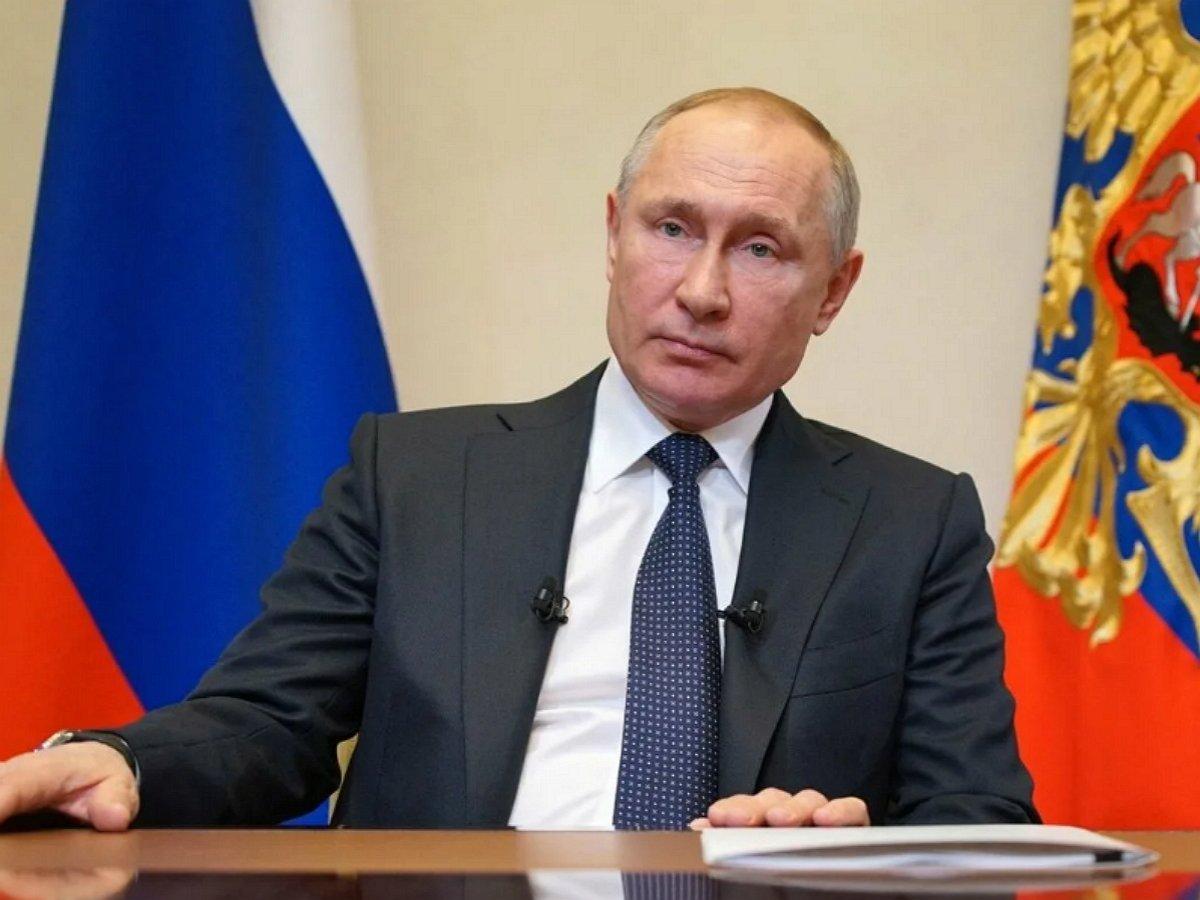 Путин готовит обращение к нации по поправкам к Конституции