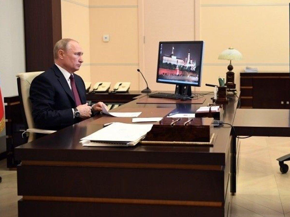 Путин решил заняться созданием генетической базы россиян