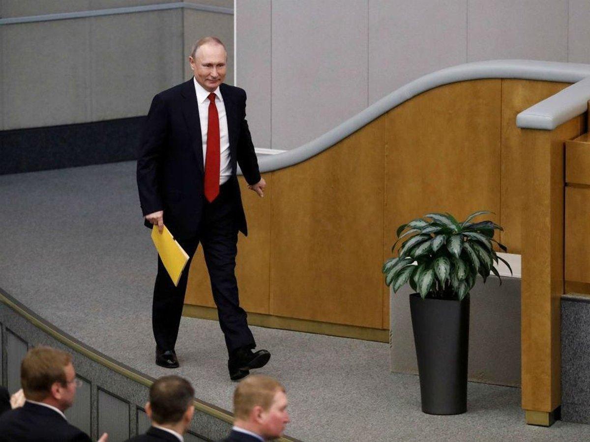 В СовФеде объяснили, что даст России обнуление сроков Путина